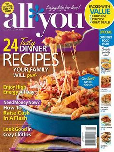 All You Magazine Feature by Bird's Party