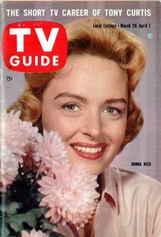 Donna Reed March 26-April 1, 1960