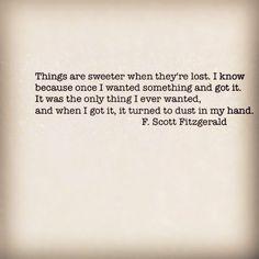scott fitzgerald quotes - Google Search