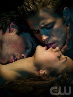 Vampire Diaries...my guilty pleasure....