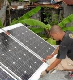Materials Needed to Construct a Solar Power Generator