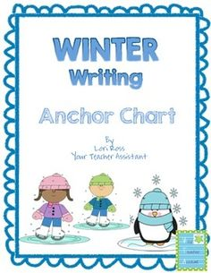 Winter Writing Ancho