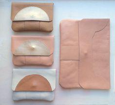 Gold Peach Wallet by GiftShopBrooklyn