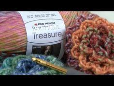 Forever Blooming Crochet Flowers