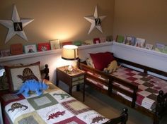 Little Boys' Room boys room ideas by gayle