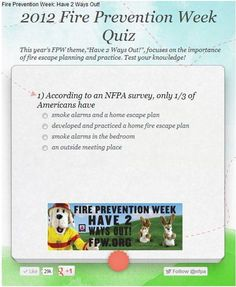 Test your knowledge with the FPW 2012 Quiz!