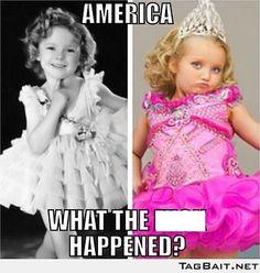 America, WHAT Happened