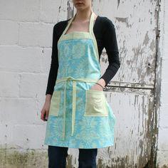 Liesl Made Butcher's Apron Tutorial