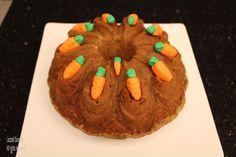 kek carrot, carrot cakes