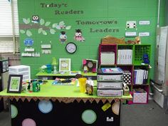 Maggie's Kinder Corner: Pictures of My Classroom 2012 Reflecting on classroom design.