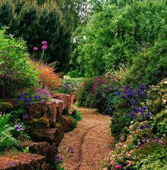 Pretty garden!