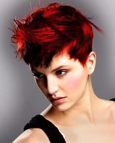 Rocker Pixie Short Hairstyles
