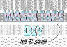 12.9.13DIY Haz tu propio washi tape by IsaDEout!3 ComentariosDIY Haz tu propio washi tape