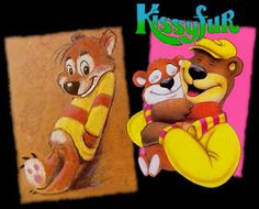 Remember Kissyfur.. I do :D