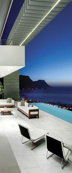 Residence on Victoria/Nettleton Road in Cape Town by SAOTA.   LBV ♥✤   KeepSmiling   BeStayElegant