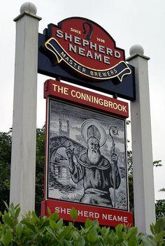 kent - conningbrook kennington ashford sign 18-7-12 JL by johnmightycat1, via Flickr