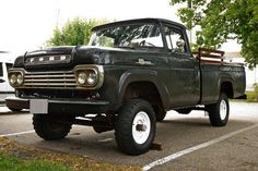 Old Ford 4x4