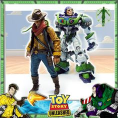 Buzz & Woody reimagined. I'm pretty sure Buzz is mostly made of parts from this guy: http://spawn.com/toys/media.aspx?product_id=1802=photo=series9_mangaspawn_photo_01_dp.jpg