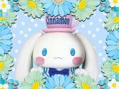 シナモンのハッピー・バンバン☆晩餐会 second account, botarga divertida, sanrio cinnamorol, kawaii illustr