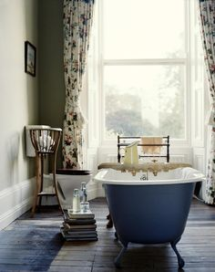 Country bath by International Interior Design Group