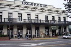 The Holbrooke Hotel in Grass Valley California