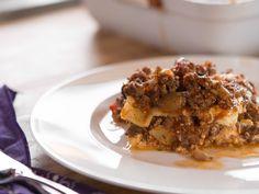 Supreme Pizza Lasagna Recipe : Ree Drummond : Food Network