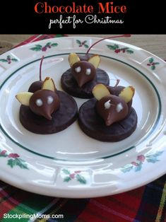 chocolate mice final