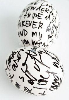 Art of the egg xo