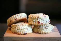 dreamy cream scones.