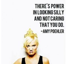 life motto, word of wisdom, ami poehler, quotes, amy poehler, thought, inspir, live, role models