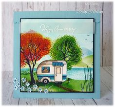 Adventure before Dementia by frenziedstamper - Cards and Paper Crafts at Splitcoaststampers