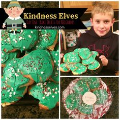 kindness elves day one
