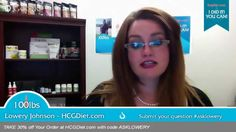 #AskLowery - On this episode: Dealing with weight gain on the HCG Diet