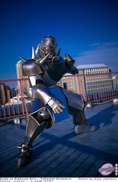 Alphonse Elric. Fullmetal Alchemist.