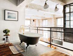 David Karp's Bathroom