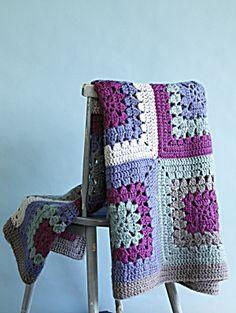 crochet blankets, color palettes, crochet afghans, color schemes, color combos, afghan patterns, blanket patterns, granny squares, crochet patterns