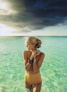 #photography #ocean #water #blonde