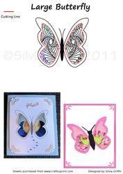 Ver Grandes Detalles mariposa