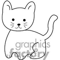 clip art outline animals - Google Search