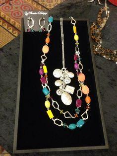 True colors N & E Near & dear N #PDSpring2014 Collection