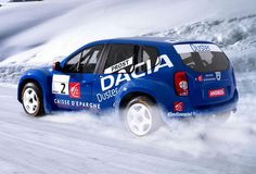 Dacia Duster Andros Trophee Version Prepared by Renault Sport Technologies