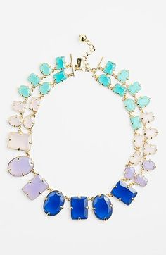 kate spade new york 'coated confetti' collar necklace. Beautiful