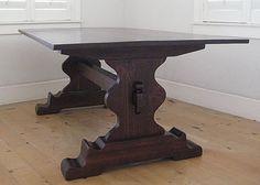 Venetian Trestle Table