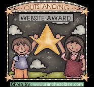 many award winning teacher websites have links on this page
