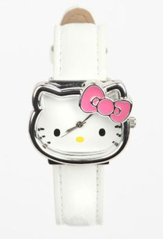 What's the time #HelloKitty?