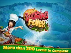 Cooking Fever App by Nordcurrent