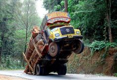A little overloaded? #India