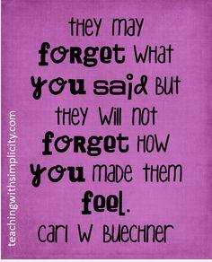My philosophy of teaching! #motivation for teachers