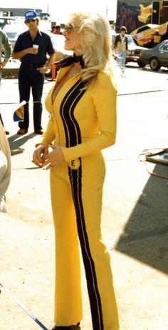 Linda Vaughn 1980, Miss Hurst...