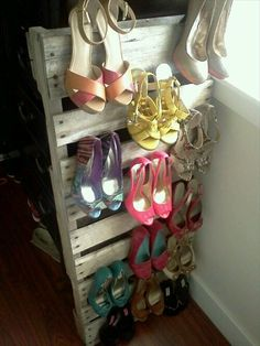 Only if I had any heels